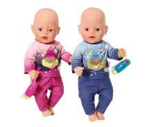 ZAPF - Baby Born Pyžamo s baterkou, 2 druhy
