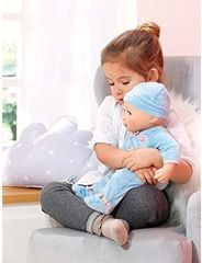 ZAPF CREATION - Bábika Baby Annabell chlapček 794654