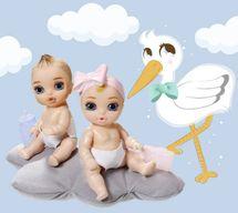 ZAPF CREATION - Bábika Baby Born Surprise bábätko 904060