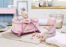 ZAPF CREATION - Baby Annabel Cestovná postieľka 794982