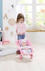 ZAPF CREATION - Baby Annabel Prenosná sedačka na kolieskach 700709