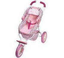 ZAPF CREATION - Baby Annabell trojkolesový kočiarik