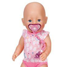 ZAPF CREATION - Baby Born cumlík so sponkou 822050 dva druhy