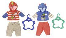 ZAPF CREATION - BABY Born Oblečenie pre chlapčeka 824535