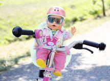 ZAPF CREATION - BABY Born Sedačka na bicykel 827277