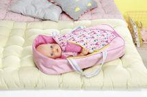 ZAPF CREATION - Baby Born Spací vak a prenosná taška 2 v 1 824429