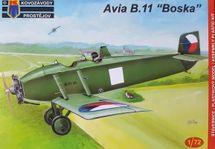 ZBYTKY - Avia Bh-11 Military