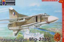 ZBYTKY - Mig-23Mf