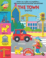 Znovupoužiteľné nálepky: Mesto (The town)