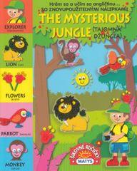 Znovupoužiteľné nálepky: Tajomná džungľa (The mysterious jungle)
