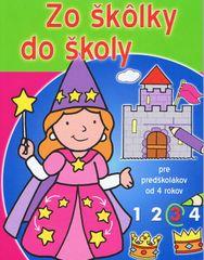 Zo škôlky do školy (3) - Pre predškoláko - autor neuvedený