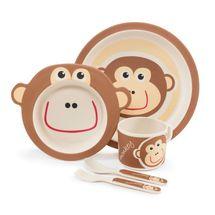 ZOPA - Bambusová sada riadu, Monkey