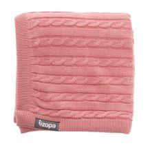 ZOPA - Detská deka Premium - Old Pink