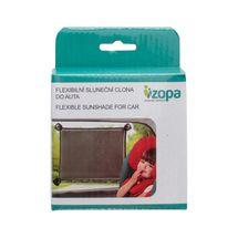 Zopa - Flexibilné slnečná clona do auta