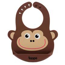 ZOPA - Silikónový podbradník, Monkey