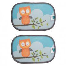 ZOPA - Slnečná clona do auta zvieratká, Owl