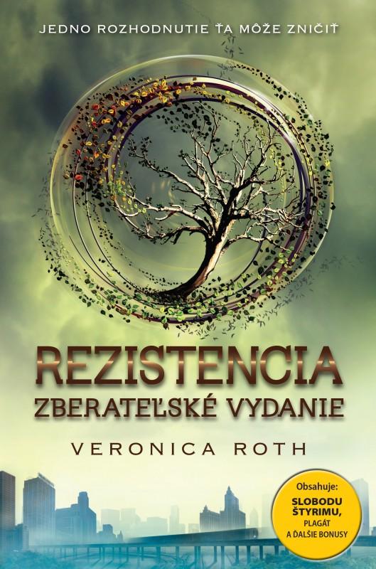 Rezistencia. Zberateľské vydanie - Veronica Roth