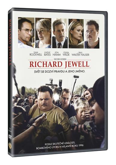 Richard Jewell DVD