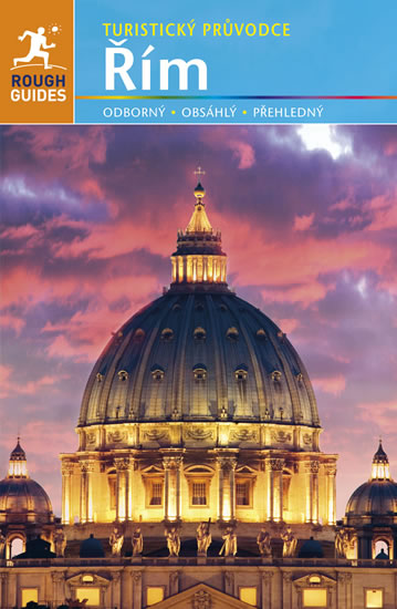 Řím - Turistický průvodce - 6. vydání - Martin Dunford