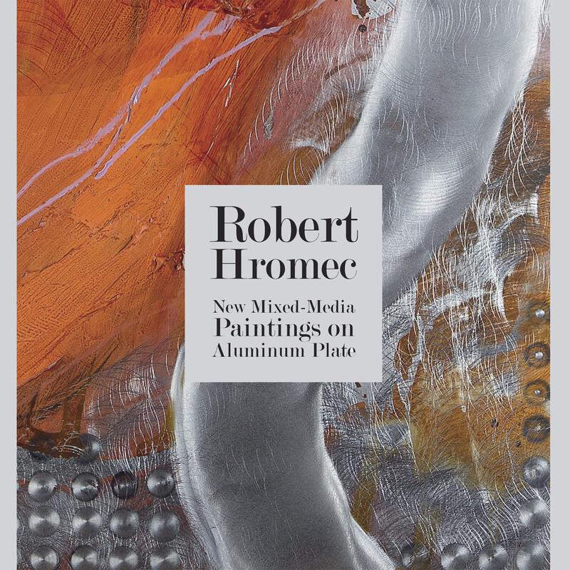 Robert Hromec - New Mixed-Media... - Robert Hromec