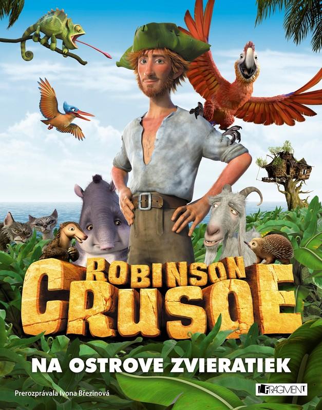 Robinson Crusoe - Ivona Březinová, ŽKV