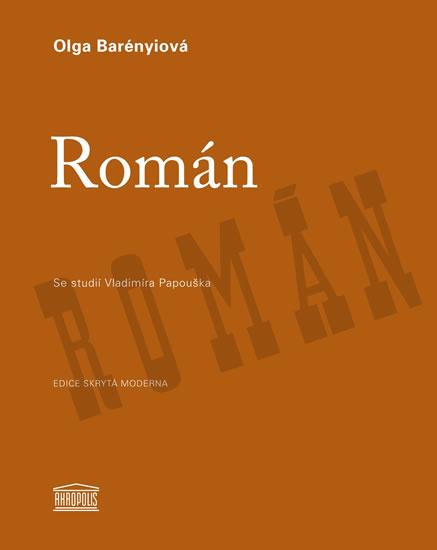 Román - 2.vydání - Olga Barényiová