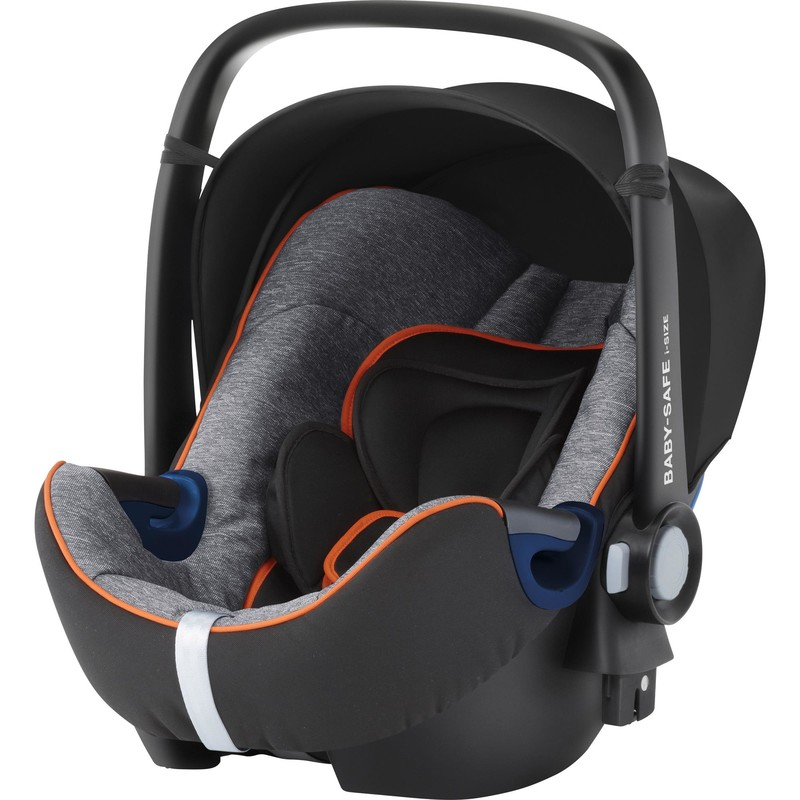 RÖMER - Autosedačka Baby-Safe 2 i-Size, Black Marble