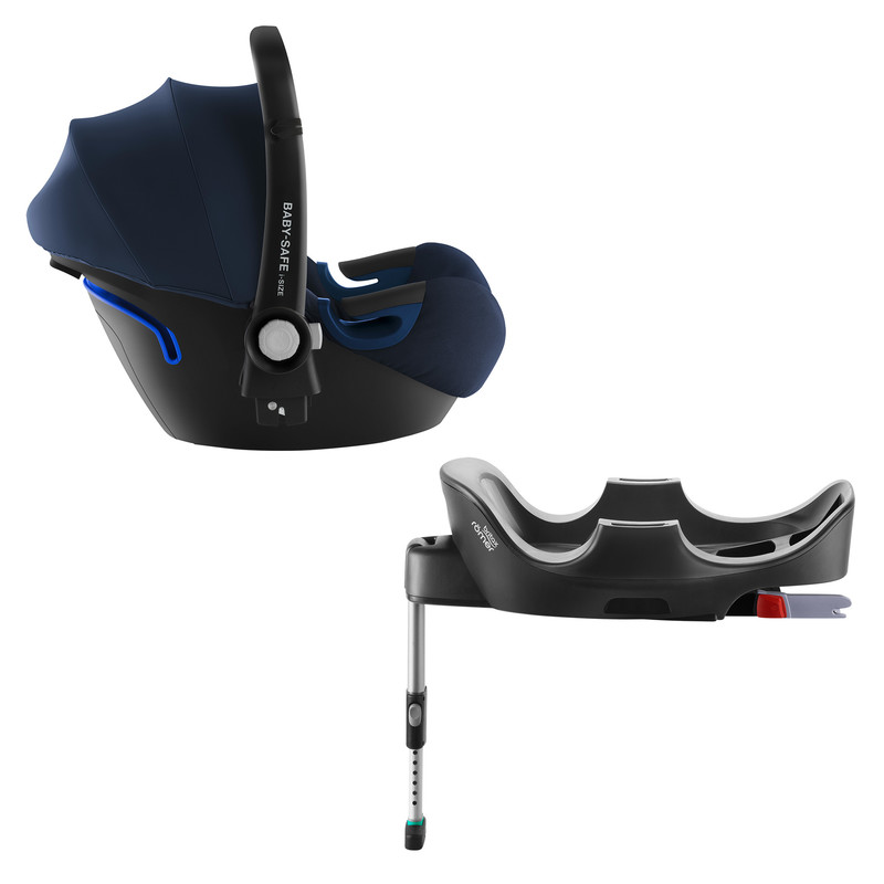 RÖMER - Autosedačka Baby-Safe 2 i-Size Bundle Flex, Moonlight Blue