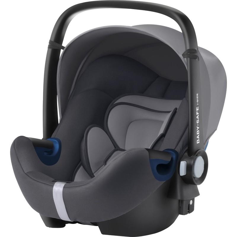 RÖMER - Autosedačka Baby-Safe 2 i-Size, Storm Grey