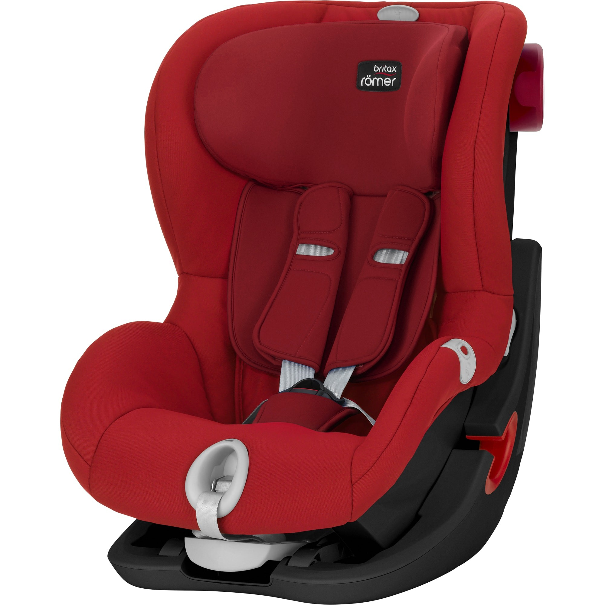 RÖMER - Autosedačka King II LS Black Edition 2017, 9-18 kg - Flame Red