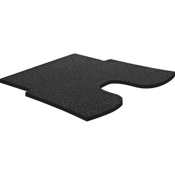 RÖMER - Penová podložka pre Duo Plus ISOFIX - čierna