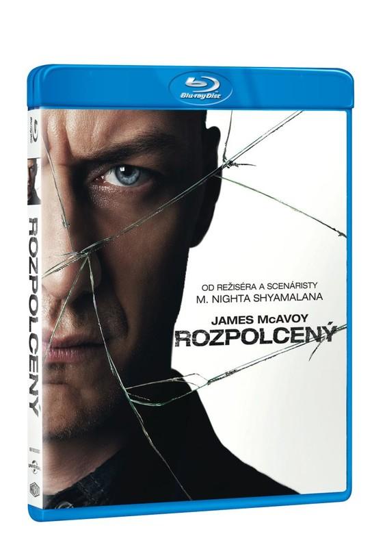 Rozpolcený Blu-ray