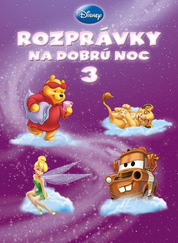 Rozprávky na dobrú noc 3 - Walt Disney