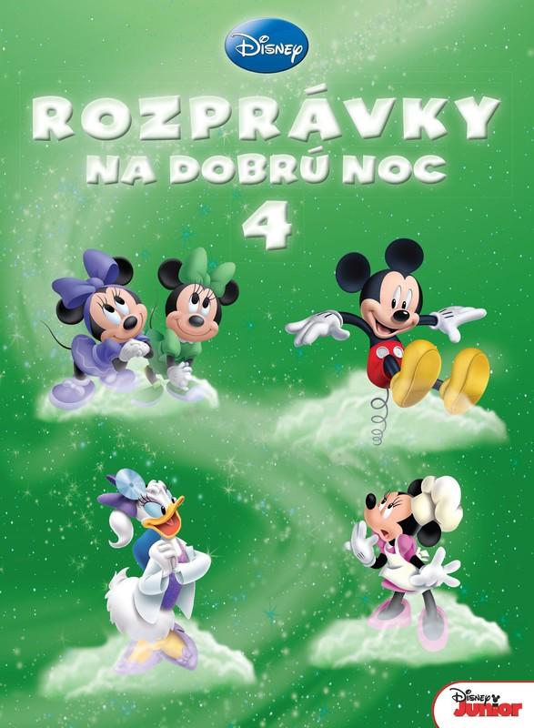 Rozprávky na dobrú noc 4 - Walt Disney