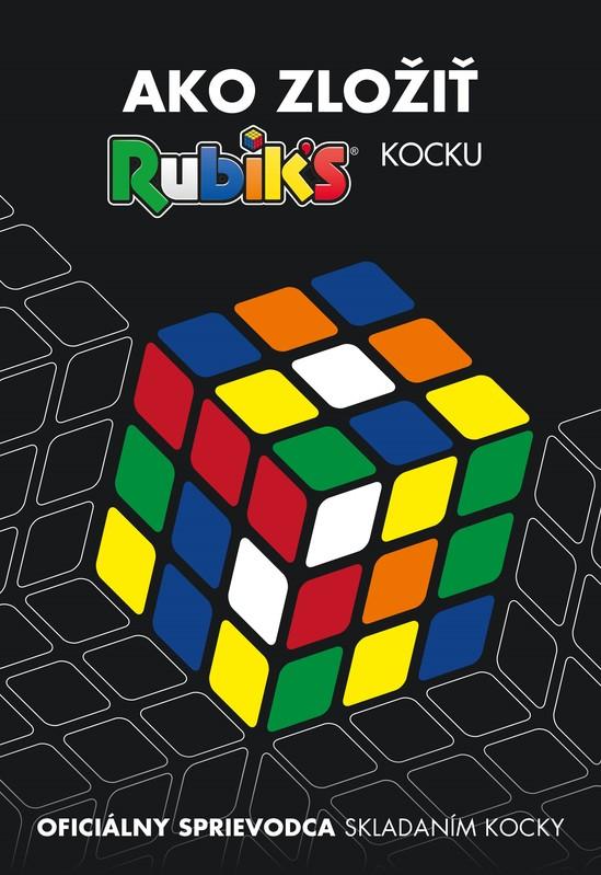 Rubik's - Ako zložiť kocku - kolektív autorov