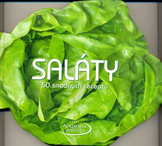 Saláty - 50 snadných receptů - Barilla Academia