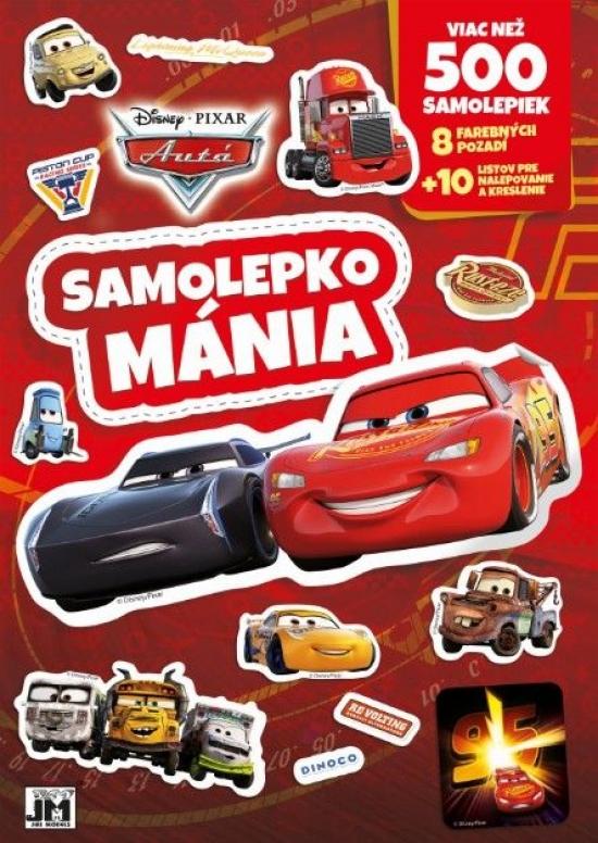 c4bd5dcbc180c Samolepkománia/ Cars - Disney/Pixar