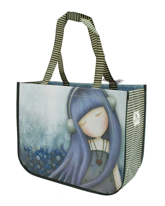 SANTORO - Gorjuss Nákupná taška Dear Alice