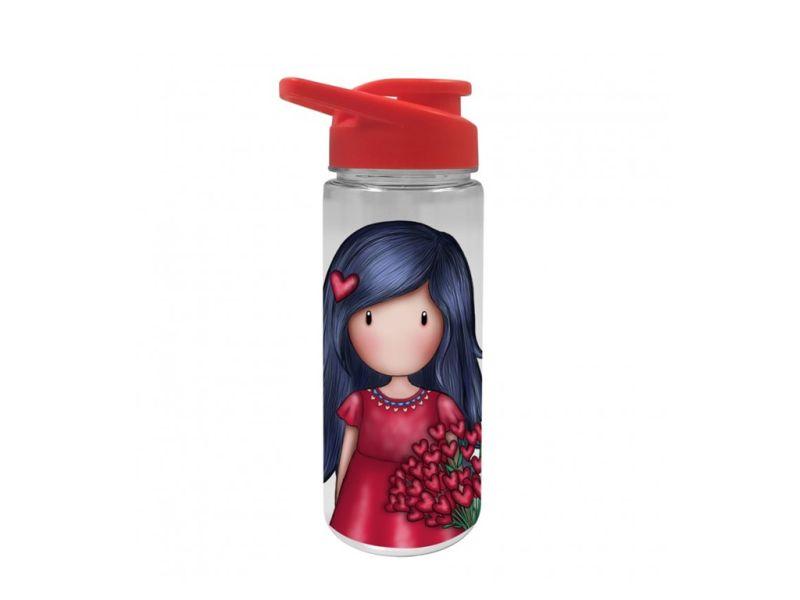 SANTORO - Gorjuss plastová fľaša na vodu Love grows