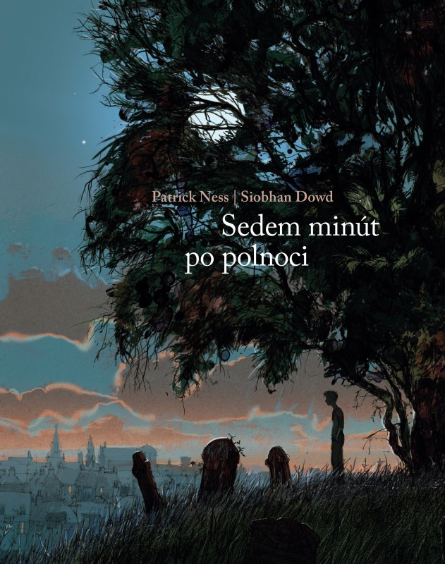 Sedem minút po polnoci - Patrick Ness