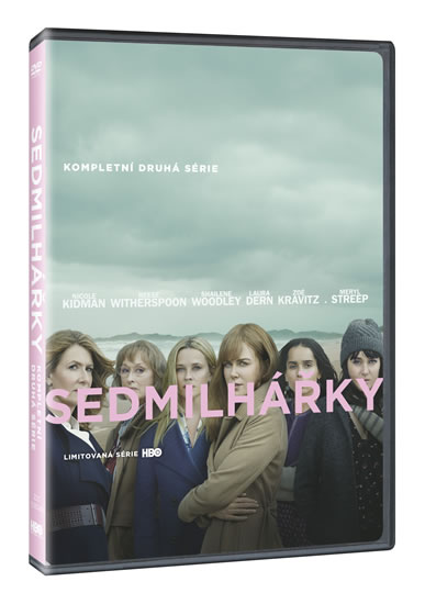 Sedmilhářky 2. série 2 DVD