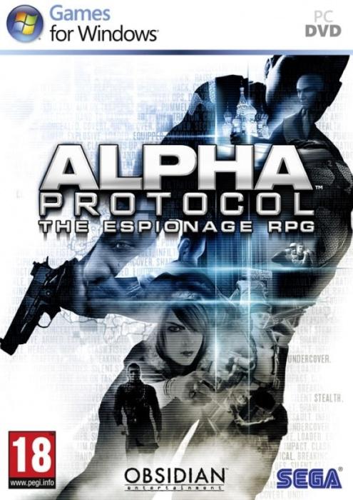 SEGA - PC Alpha Protocol