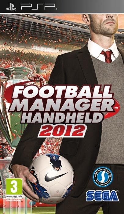 SEGA - PSP Football manager 2012