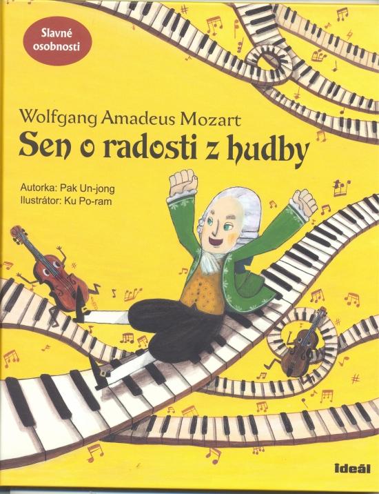 Sen o radosti z hudby - Wolfgang Amadeus Mozart - Pak Un-jong