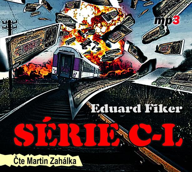 SÉRIE C-L - CD - Eduard Fiker