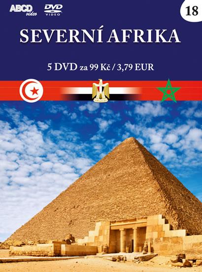 Severní Afrika - 5 DVD