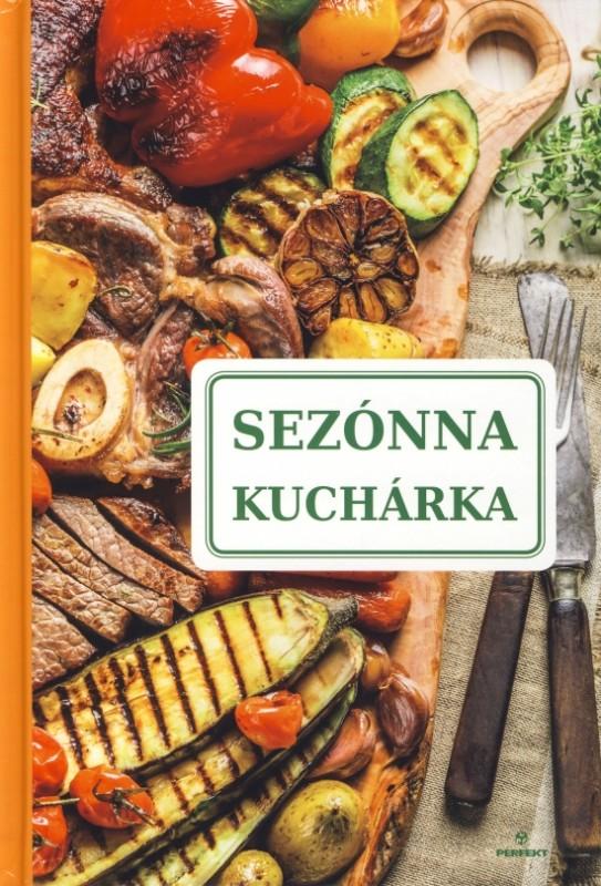Sezónna kuchárka - Kolektív