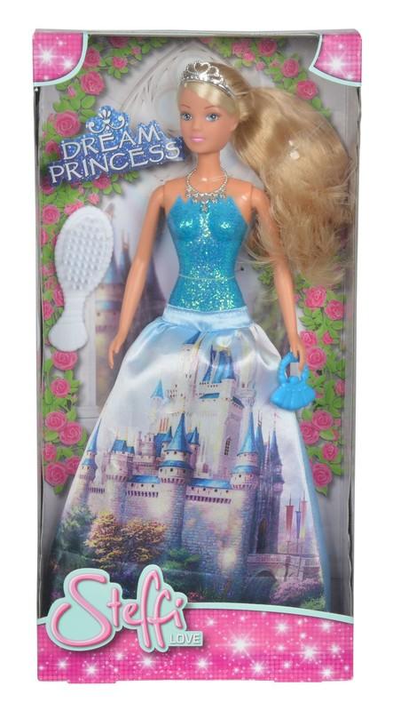 SIMBA - Bábika Steffi Dream Princess