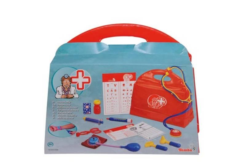 SIMBA - Lekársky kufrík 13 dielov