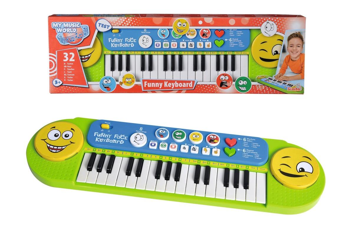 SIMBA - Musik Funny piano